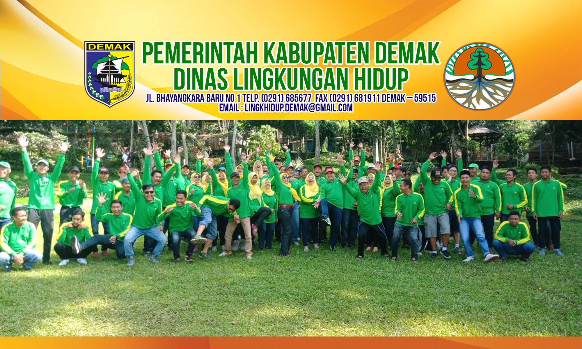 Selamat Datang di Website Resmi Dinas Lingkungan Hidup Kabupaten Demak
